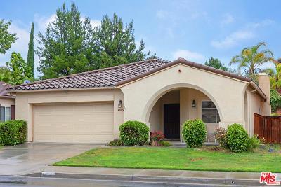 Riverside County Single Family Home For Sale: 43074 Avola Court