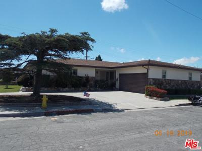 Single Family Home Sold: 16727 Francis Court