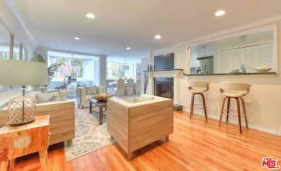 Beverly Hills Condo/Townhouse Sold: 137 South Palm Drive #203