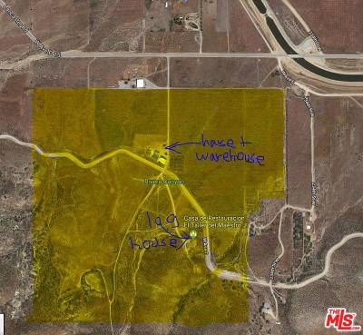 Lancaster Residential Lots & Land For Sale: 48245 235th Street