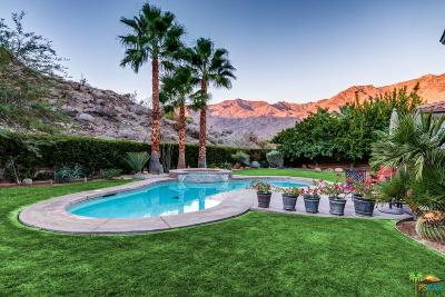 Palm Springs Single Family Home For Sale: 38779 West Maracaibo Circle