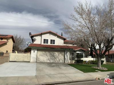 Lancaster Single Family Home For Sale: 1339 Pasteur Drive