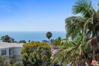 Pacific Palisades Single Family Home For Sale: 701 Lachman Lane