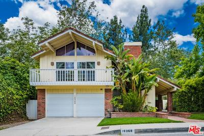 Los Angeles Single Family Home For Sale: 10368 Summer Holly Circle