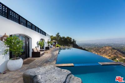 Beverly Hills Rental For Rent: 13211 Mulholland Drive