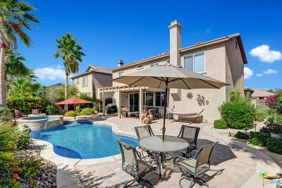 Indio Single Family Home Active Under Contract: 43247 Fiore Street
