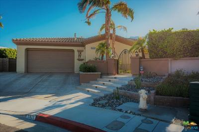 Palm Springs Single Family Home For Sale: 1411 Olga Way