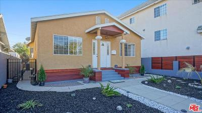 Los Angeles Single Family Home For Sale: 5904 York