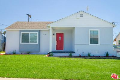 Los Angeles Single Family Home For Sale: 2156 Cullivan Street