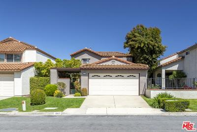 Simi Valley Single Family Home For Sale: 852 Congressional Road