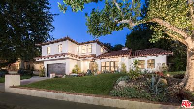 Beverly Hills Single Family Home For Sale: 9662 Wendover Drive