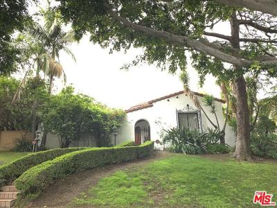 Beverly Hills Rental For Rent: 475 South Beverwil Drive