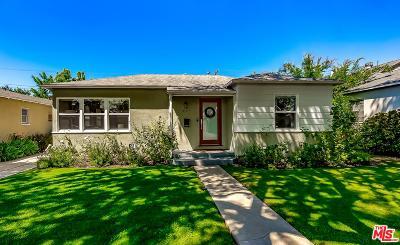 Culver City Single Family Home Active Under Contract: 4157 Minerva Avenue
