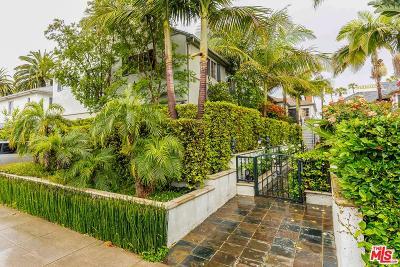 Santa Monica Condo/Townhouse For Sale: 952 6th Street #D