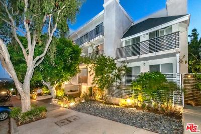 West Hollywood Condo/Townhouse For Sale: 1129 Larrabee Street #11
