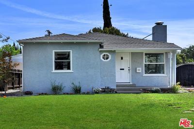 Sherman Oaks Single Family Home For Sale: 4440 Cedros Avenue