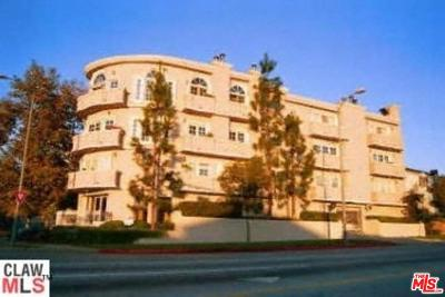 Beverlywood Vicinity (C09) Rental For Rent: 1278 South Camden Drive #204