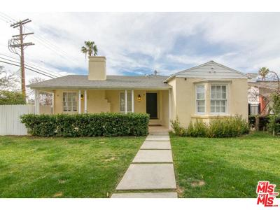 Los Angeles Single Family Home For Sale: 191 South Gardner Street