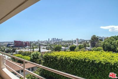 West Hollywood Condo/Townhouse For Sale: 1131 Alta Loma Road #513