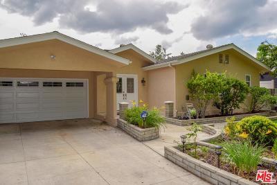 Sherman Oaks Single Family Home For Sale: 4644 Van Noord Avenue