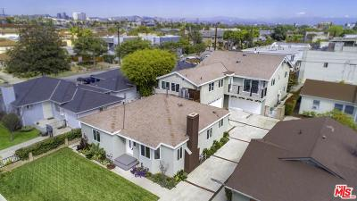 Culver City Single Family Home For Sale: 3912 Tilden Avenue