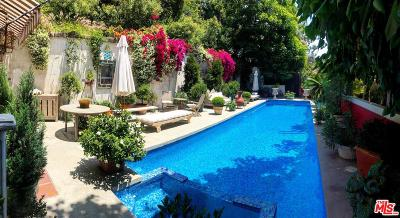 Beverly Hills Single Family Home For Sale: 10051 Cielo Drive