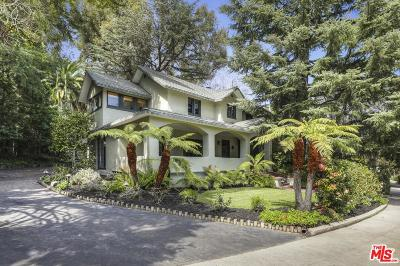 Los Angeles Single Family Home For Sale: 3239 Oakshire Drive