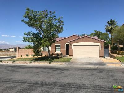 Indio Single Family Home For Sale: 43099 Traccia Way