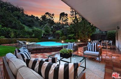 Sherman Oaks Single Family Home Sold: 3527 Loadstone Drive