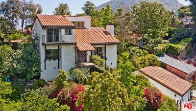 Single Family Home For Sale: 3458 La Sombra Drive