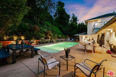 Los Angeles Single Family Home For Sale: 15465 Hamner Drive
