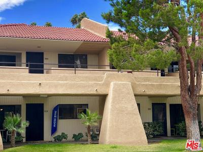 Palm Springs Condo/Townhouse For Sale: 2821 West Los Felices Circle #K110