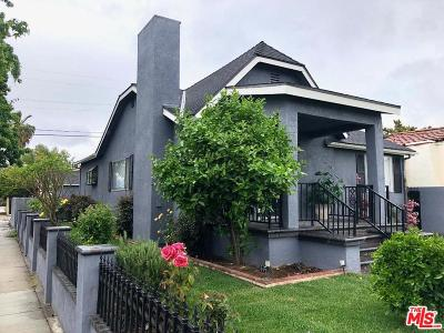 Alhambra Single Family Home Active Under Contract: 2729 West Shorb Street