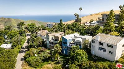 Malibu Single Family Home For Sale: 2040 Corral Canyon Road