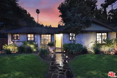 Sherman Oaks Single Family Home For Sale: 5232 Ethel Avenue