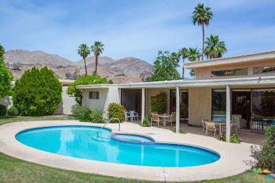 Palm Desert Single Family Home Active Under Contract: 72685 Somera Road