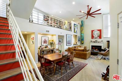 Santa Monica Condo/Townhouse For Sale: 833 17th Street #5