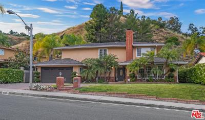 Glendale Single Family Home For Sale: 1820 Greenbriar Road