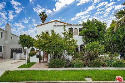 Los Angeles Single Family Home For Sale: 268 South Arden