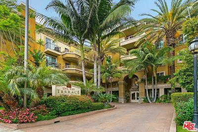 Marina Del Rey Condo/Townhouse For Sale: 4060 Glencoe Avenue #201