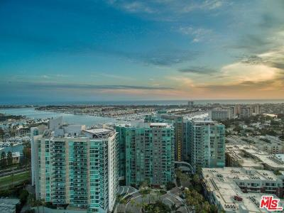 Condo/Townhouse Sold: 13700 Marina Pointe Drive #316