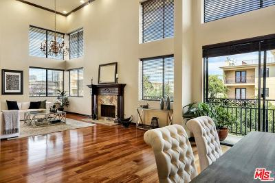 Los Angeles Condo/Townhouse For Sale: 1905 Manning Avenue #301