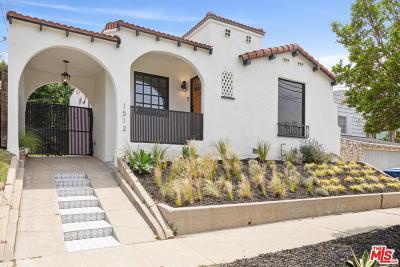 Los Angeles Single Family Home For Sale: 1512 Ellsmere Avenue