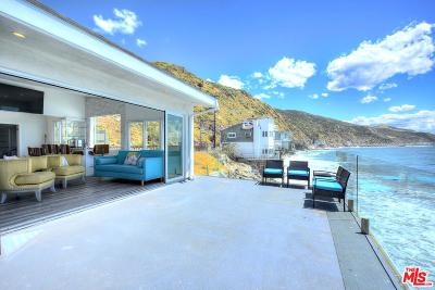 Malibu Single Family Home For Sale: 19902 Pacific Coast Highway