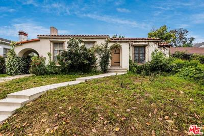 Los Angeles CA Single Family Home For Sale: $1,995,000