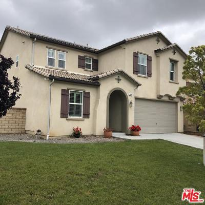 Saugus Single Family Home For Sale: 20545 Brookie Lane