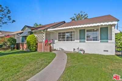 Los Angeles County Single Family Home For Sale: 5539 Vantage Avenue