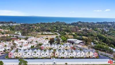 Malibu Condo/Townhouse For Sale: 28711 Pacific Coast Highway #10
