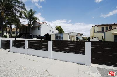 Residential Income For Sale: 1332 South Rimpau Boulevard
