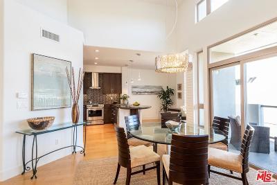 Playa Vista Condo/Townhouse For Sale: 13044 Pacific Promenade #415